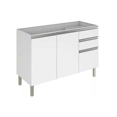 Gabinete De Cozinha Itatiaia Clarice IG3G3-120 S/t