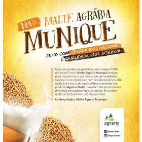 Munique Malte Agraria - saca 25kg