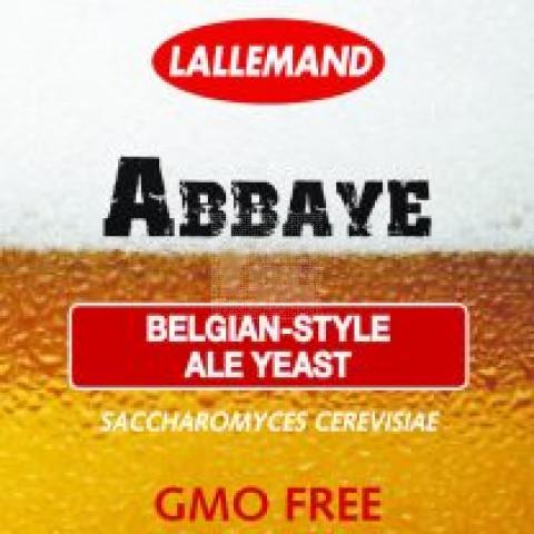 Abbaye - Fermento Cervejeiro Lallemand - 11gr - para Cervejas Belgas