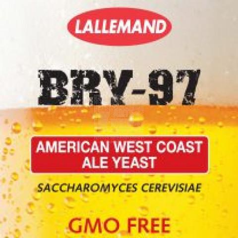 BRY-97 American West Coast - Fermento Cervejeiro Lallemand - 11gr