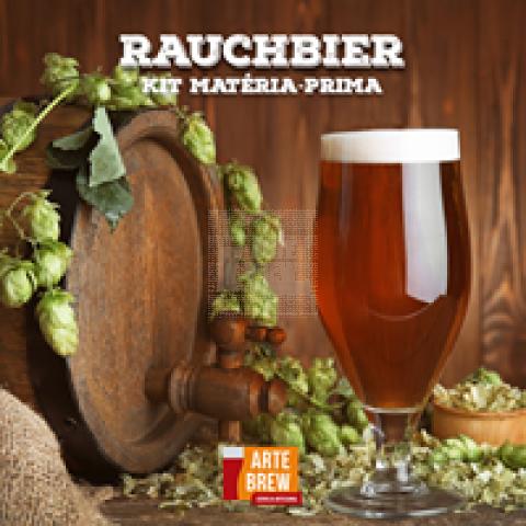 Defumada Rauchbier - Kit Matéria-prima para 20 litros de cerveja
