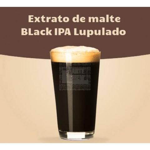 Black IPA - Extrato de Malte ArteBrew - JÁ LUPULADO - 3kg