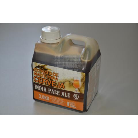 India Pale Ale (IPA) - Extrato de Malte ArteBrew - JÁ LUPULADO - 3kg