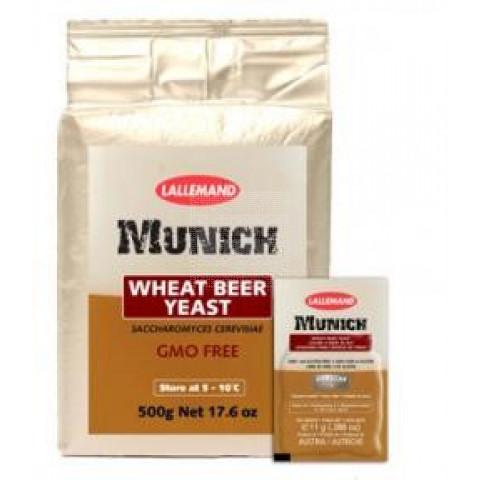 Munich - Fermento Cervejeiro Lallemand - 500gr.