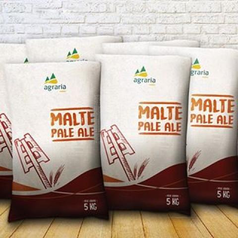 Pale Ale Malte Agraria - pacote 5kg