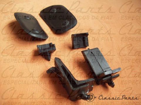 JOGO (6 PCS) COXIM CALCO CAPO FAMILIA FIAT 147 76/...