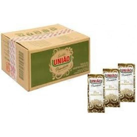Açúcar União Premium Sache 5g - cx c/400 unidades