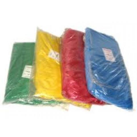 Kit Saco Lixo 20litros - Vermelho/amarelo/verde/azul C/400un COLETA SELETIVA