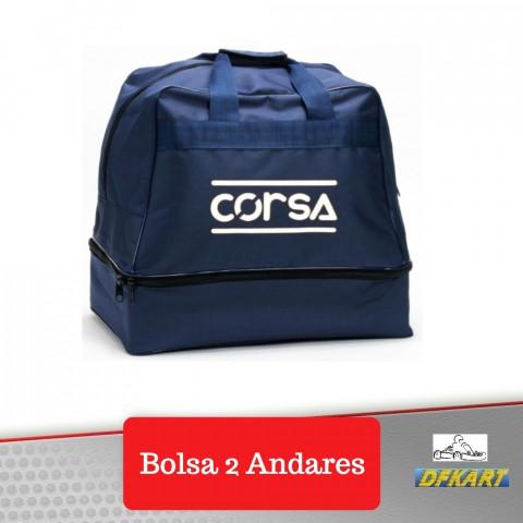 BOLSA PARA VIAGEM 2 ANDARES - CORSA