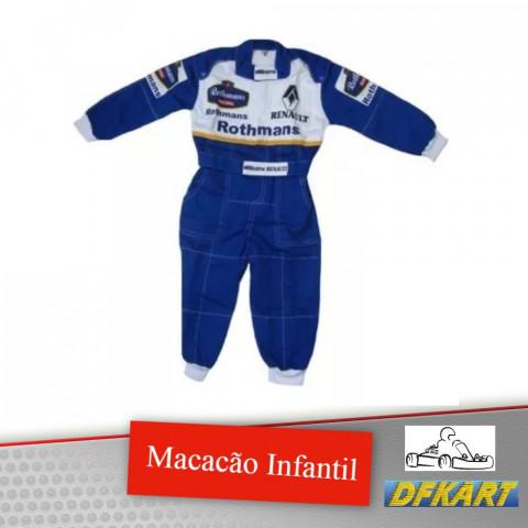 MACACAO INFANTIL WILLIANS - UBI