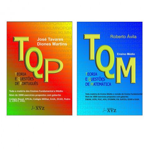 Combo TQM + TQP (Ensino Médio)