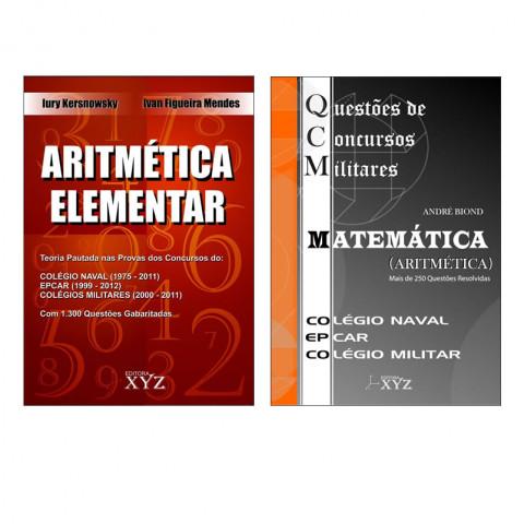 Aritmética Elementar + QCM Aritmética