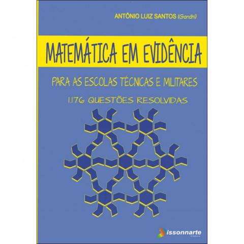 Matemática em Evidência - (Gandhi)