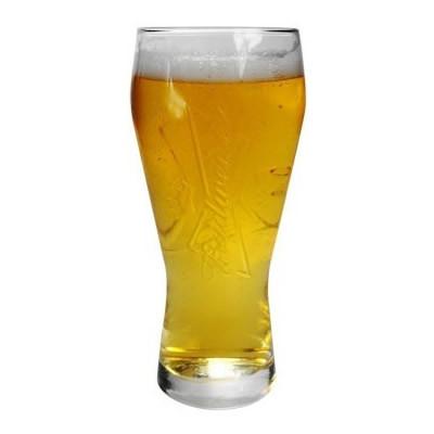 Copo De Cerveja Da Budweiser 400ml - Globalização