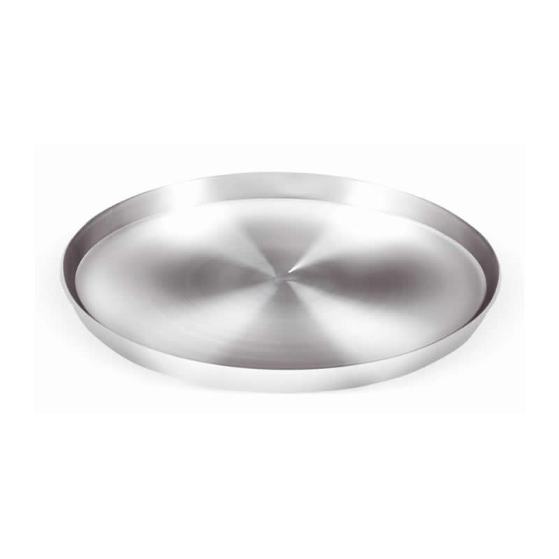 Forma de Pizza de Alumínio Diamentro 30cm