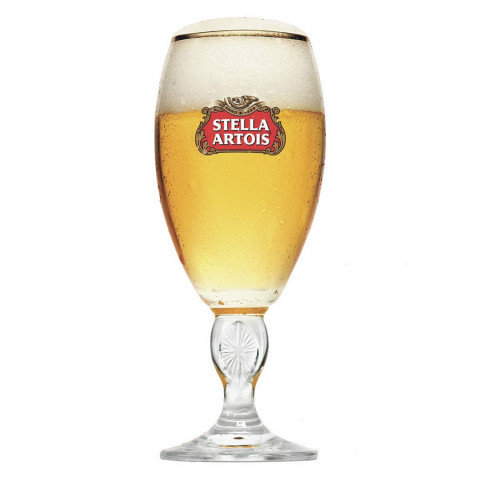 Taça De Cerveja Stella Artois 250ml - Globalização