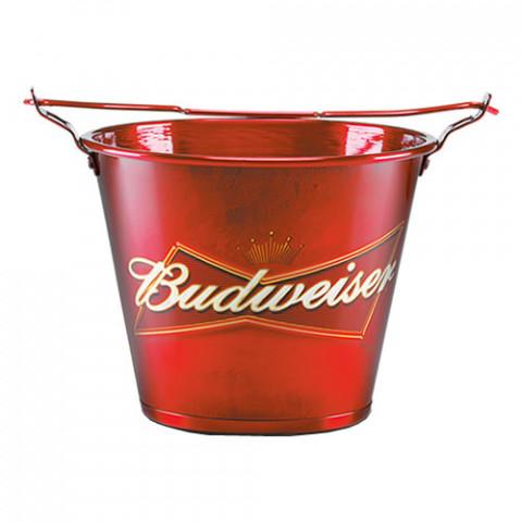 Balde de Gelo 5 Litros Budweiser
