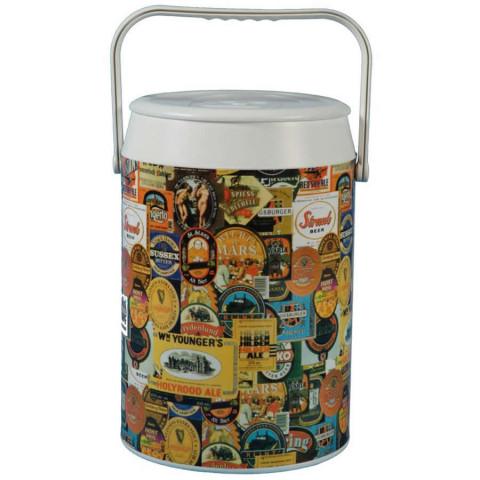 Cooler Com Estampa De Mix Rótulos 42 Latas - Anabell
