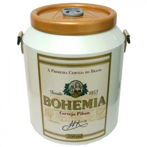 Cooler Da Bohemia 12 Latas - Doctor Cooler