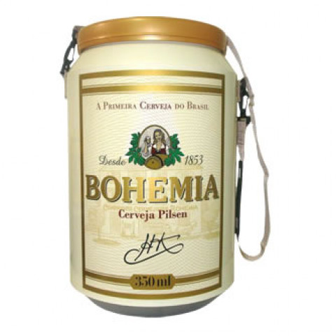 Cooler Da Bohemia Premium 24 Latas - Doctor Cooler