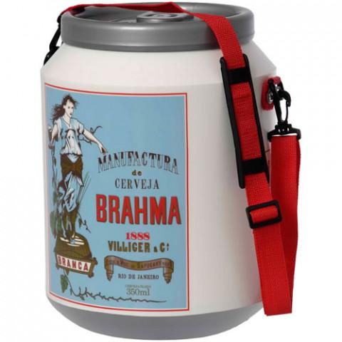 Cooler Da Brahma Edição Histórica 1888 12 Latas - Doctor Cooler