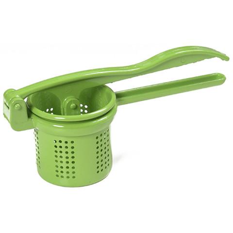 Espremedor De Batata Colors Alumínio Verde - Weck