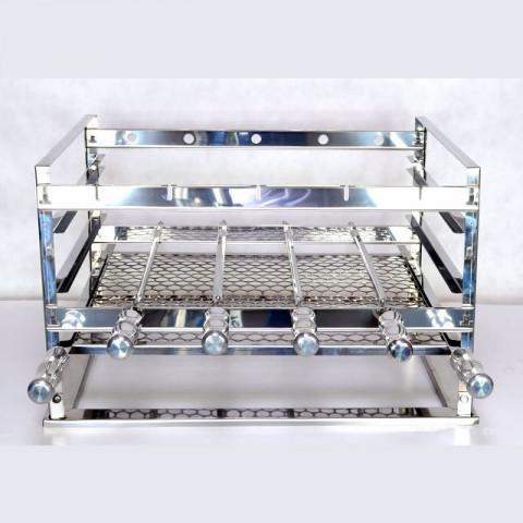 Grill Manual Inox 59x53cm