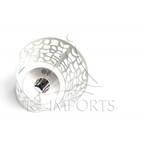 Lareira Ecológica À Álcool (Etanol) Modelo Piton Branca
