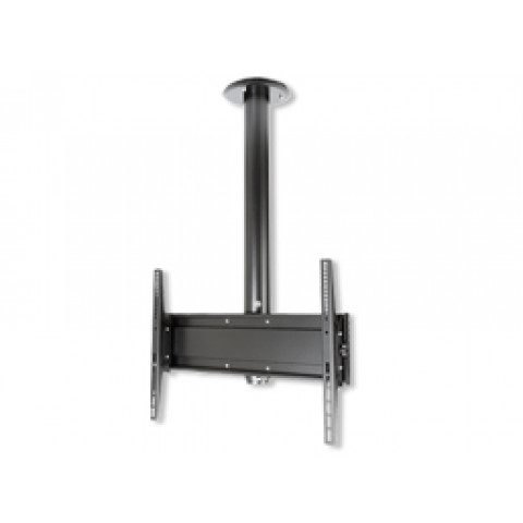 Suporte De Teto Para Monitores Lcd/Plasma Airon Ceiling Mono Mb Black