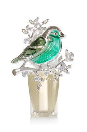Aparelho Elétrico Aromatizador de Ambiente Bath & Body Works Wallflowers Plug Blue Bird Nightligh