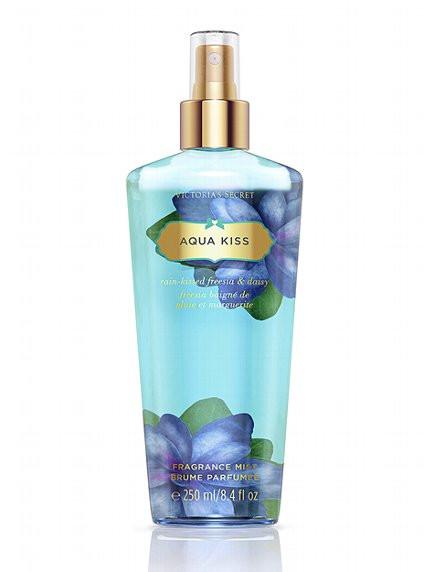 Aqua Kiss VS Fantasies Fragrance Mist Victoria's Secret