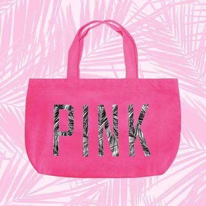 Bolsa PINK Praia Victoria's Secret