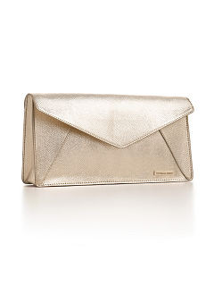 Clutch Dourada Victoria's Secret