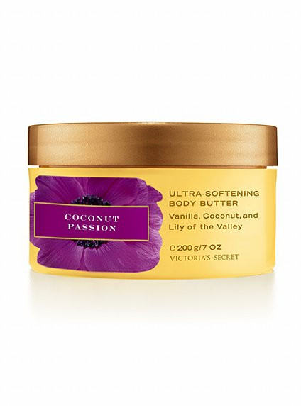 Coconut Passion Ultra-Softening Body Butter 200g Victoria's Secret