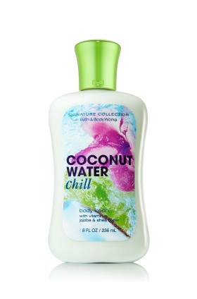 Coconut Water Chill Body Lotion Bath & Body Works