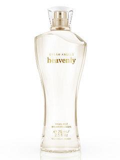 Dream Angels Heavenly Angel Travel Body Mist 75 ml