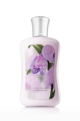 Enchanted Orchid Body Lotion Bath & Body Works