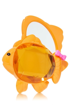 Espelho Accessories Compact Mirror Goldfish Gem Bath & Body Works