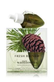 ESSÊNCIA Bath & Body Works Wallflowers 2-Pack Refills Fresh Balsam