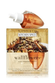ESSÊNCIA Bath & Body Works Wallflowers 2-Pack Refills Kitchen Spice