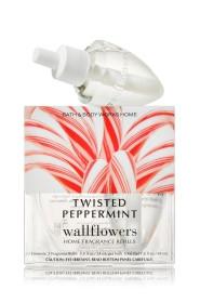 ESSÊNCIA Bath & Body Works Wallflowers 2-Pack Refills Twisted Peppermint