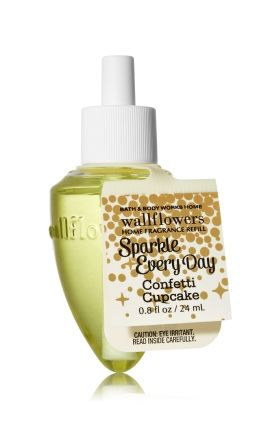 ESSÊNCIA Bath & Body Works Wallflowers Aromatizador de Ambiente Refil Sparkle Every Day