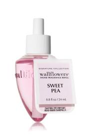 ESSÊNCIA Bath Body Works Wallflowers Aromatizador de Ambiente Refil Sweet Pea