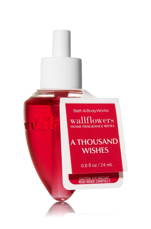 ESSÊNCIA Bath & Body Works Wallflowers Difusor Elétrico Aromatizador de Ambiente Refil Bulb A Thousand Wishes