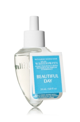 ESSÊNCIA Bath Body Works Wallflowers Refil Bulb Beautiful Day