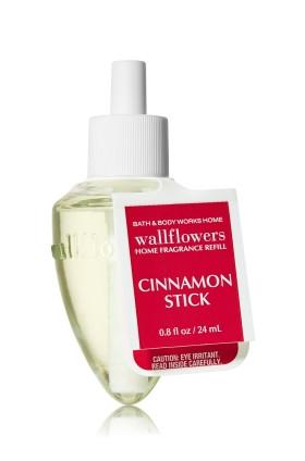ESSÊNCIA Bath Body Works Wallflowers Difusor Elétrico Aromatizador de Ambiente Refil Bulb Cinnamon Stick