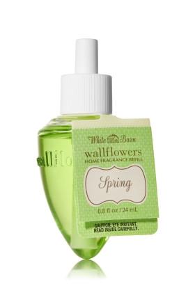 ESSÊNCIA Bath Body Works Wallflowers Difusor Elétrico Aromatizador de Ambiente Refil Bulb Spring