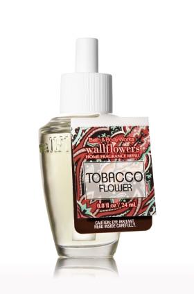 ESSÊNCIA Bath & Body Works Wallflowers Difusor Elétrico Aromatizador de Ambiente Refil Bulb Tobacco Flower