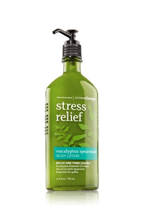 Eucalyptus Spearmint Aromatherapy Body Lotion Sleep Bath & Body Works