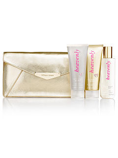 Heavenly Envelope Clutch Victoria's Secret